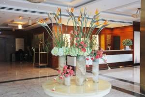 hotel flower design 2