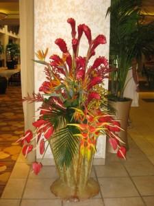 hotel flower design 3