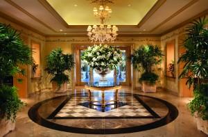 hotel flower design