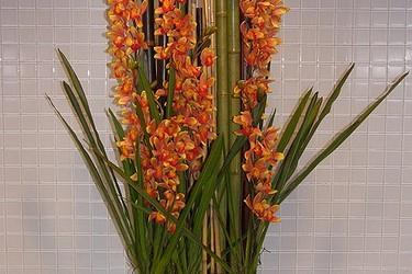 hotel flower design 4